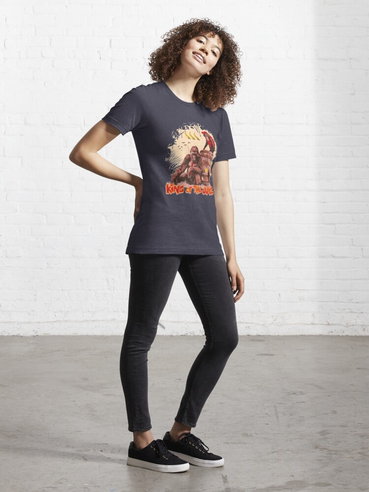 Alternate view of King of the Jungle Essential T-Shirt