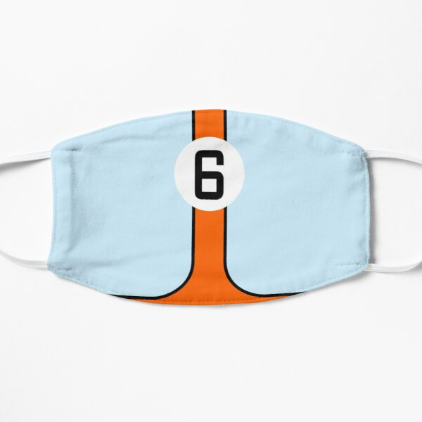 Classic Gulf Le Mans Mask