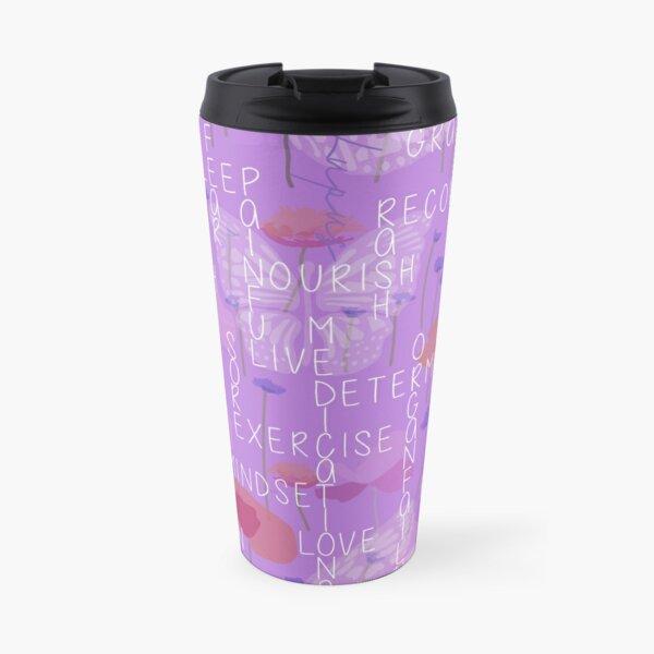 Living with Lupus Travel Mug