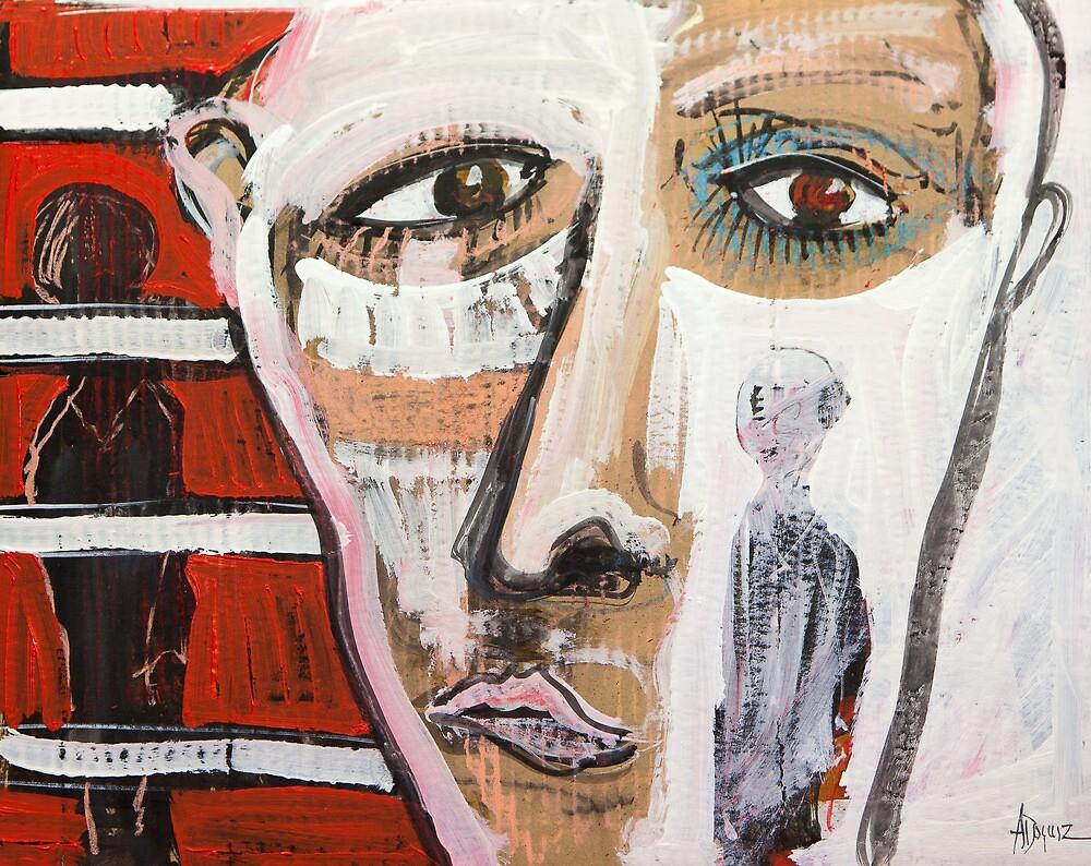 Hide and seek by Adam Bogusz