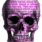 Sexy skull! by Luiz  Penze