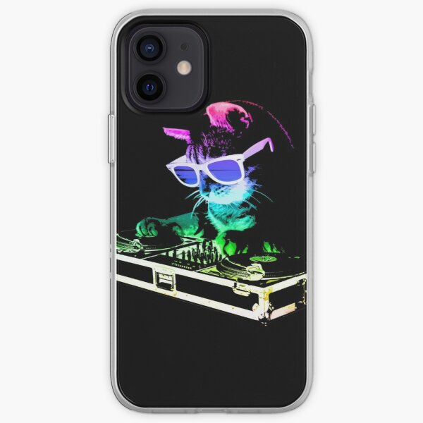 Cat With Glasses iPhone cases & covers   Redbubble