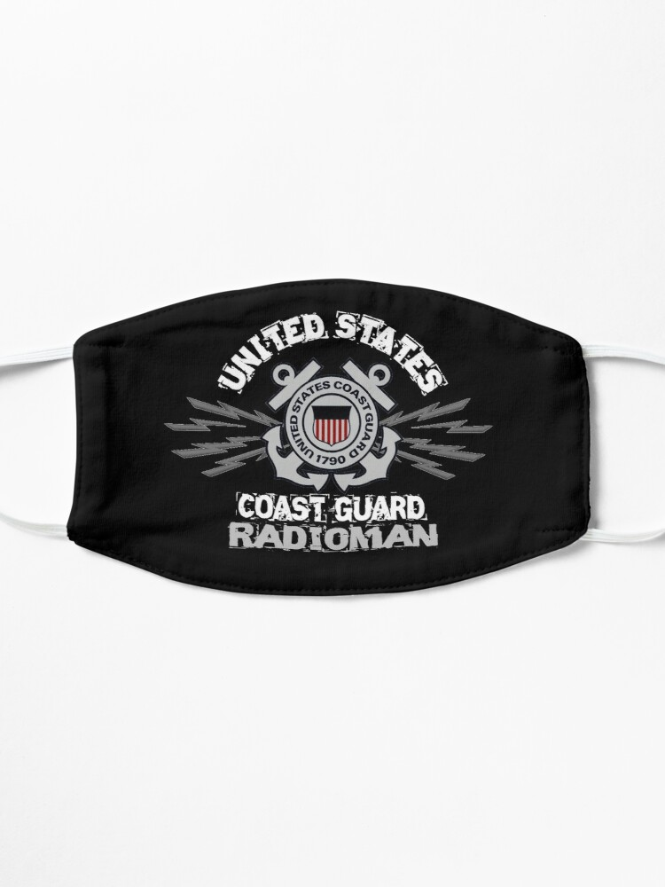 Alternate view of Coast Guard Radioman Design by MbrancoDesigns Mask
