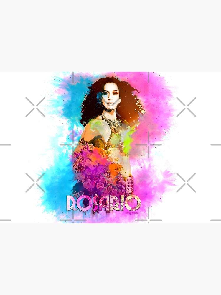 "Rosario Flores ""Muchas Flores"". de danimota"