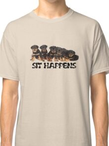 Sit Happens Classic T-Shirt