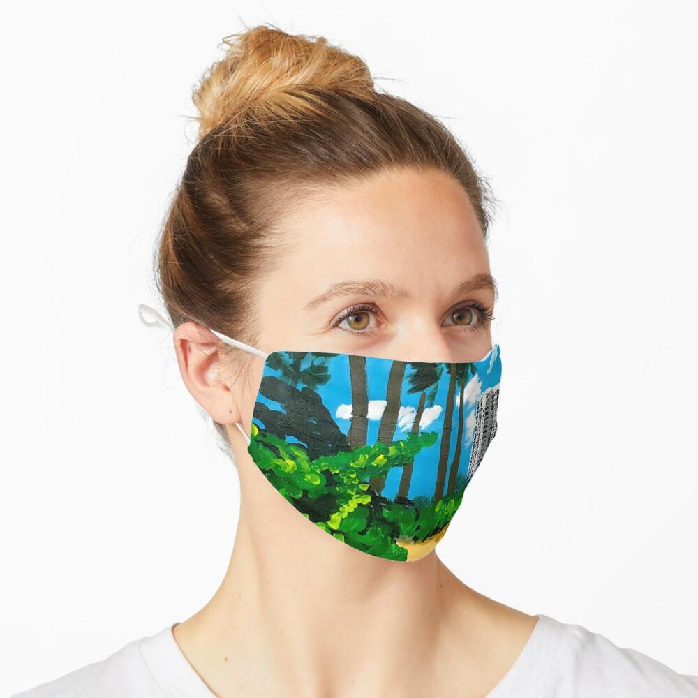 Walk to the Beach Mask