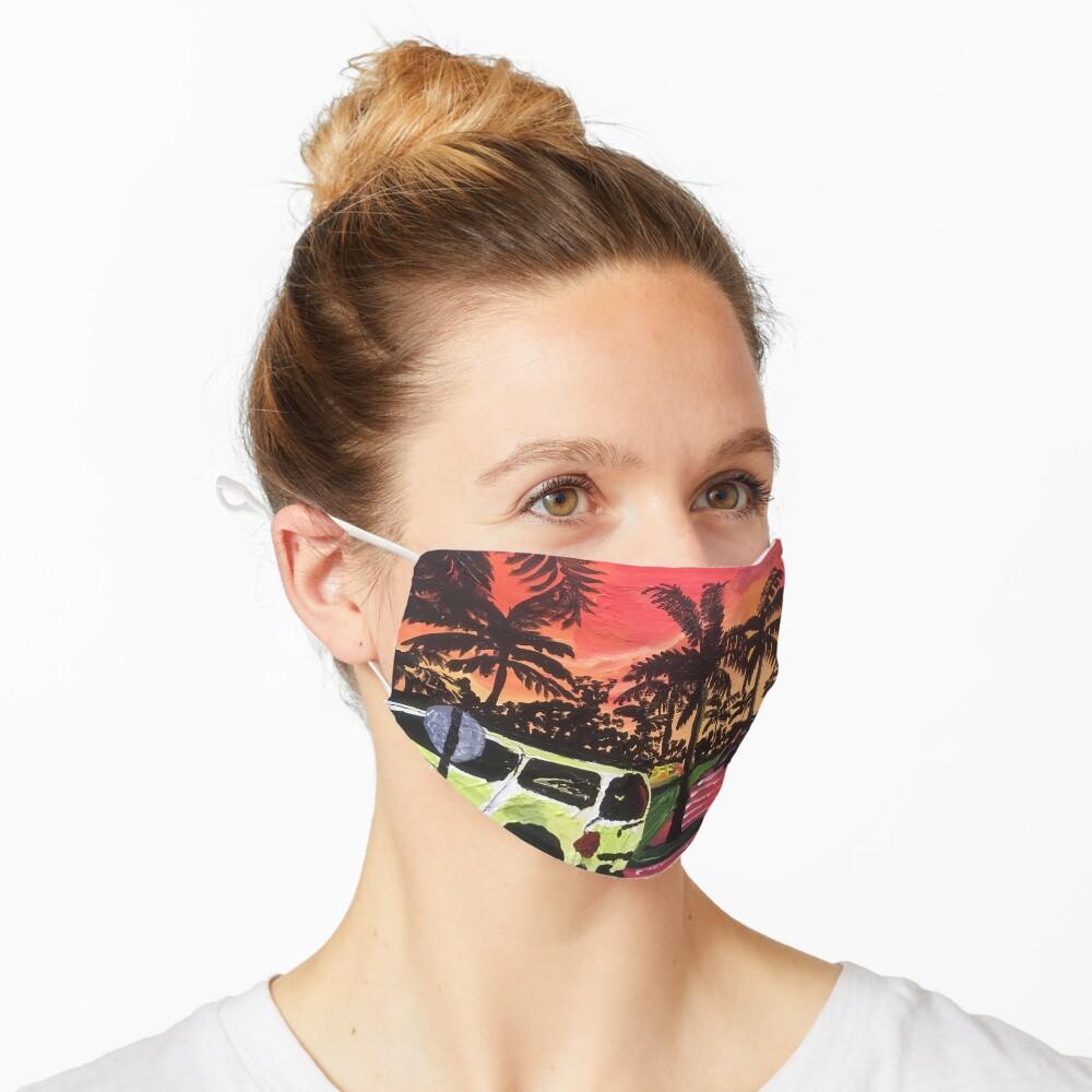 Florida Parking Lot Mask