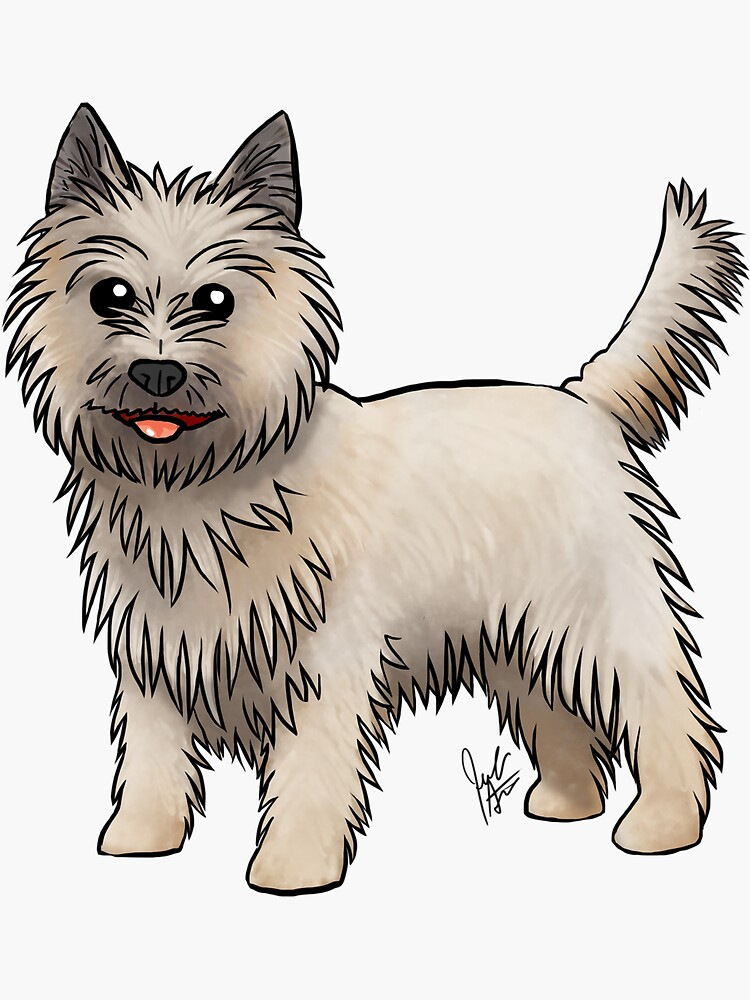 Cairn Terrier by jameson9101322