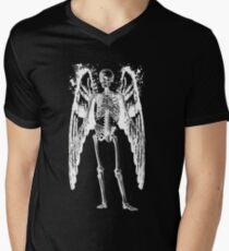 winged Men's V-Neck T-Shirt