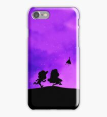 Gravity Falls - Purple iPhone Case/Skin