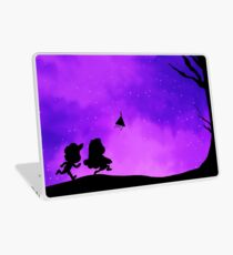 Gravity Falls - Purple Laptop Skin