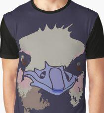 ostrich Graphic T-Shirt