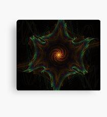 Space Fractal Canvas Print
