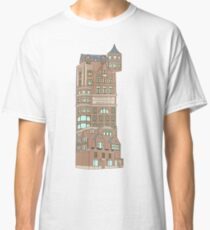 institute of schizophrenic architects Classic T-Shirt