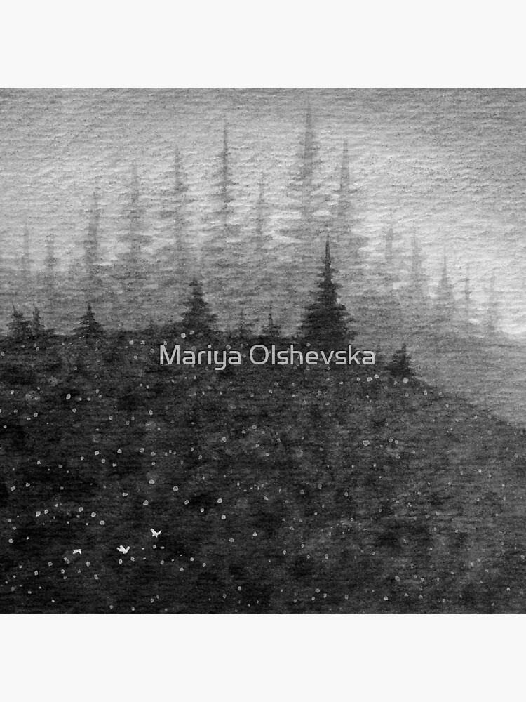 Moths At Twilight by OzureFlame