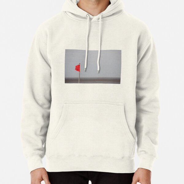 RED for danger Pullover Hoodie