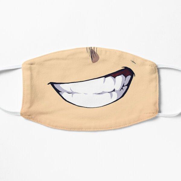 Bakugou Mask Flat Mask