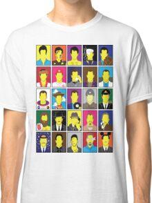 Hall of Hanks Classic T-Shirt