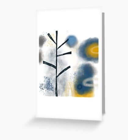 Cold Weather Greeting Card