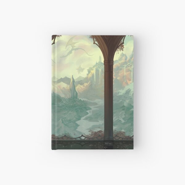 Halls of Arlathan Hardcover Journal