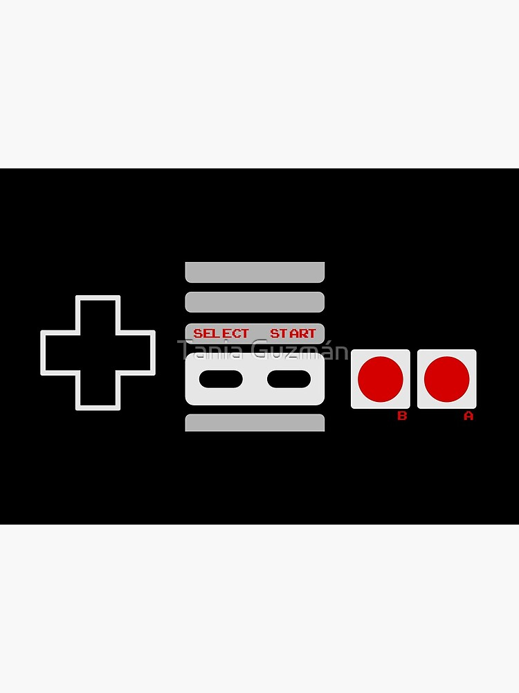 SNES Controller by galegshop
