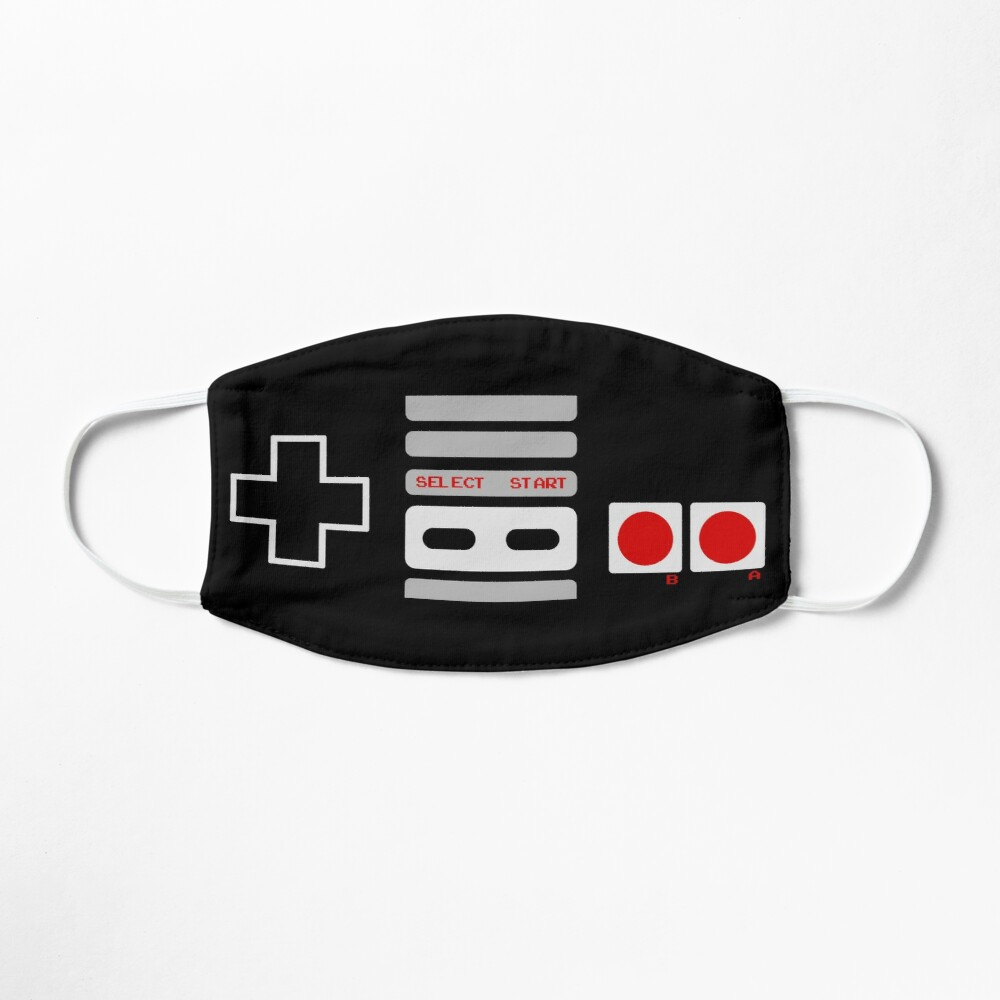 SNES Controller Mask