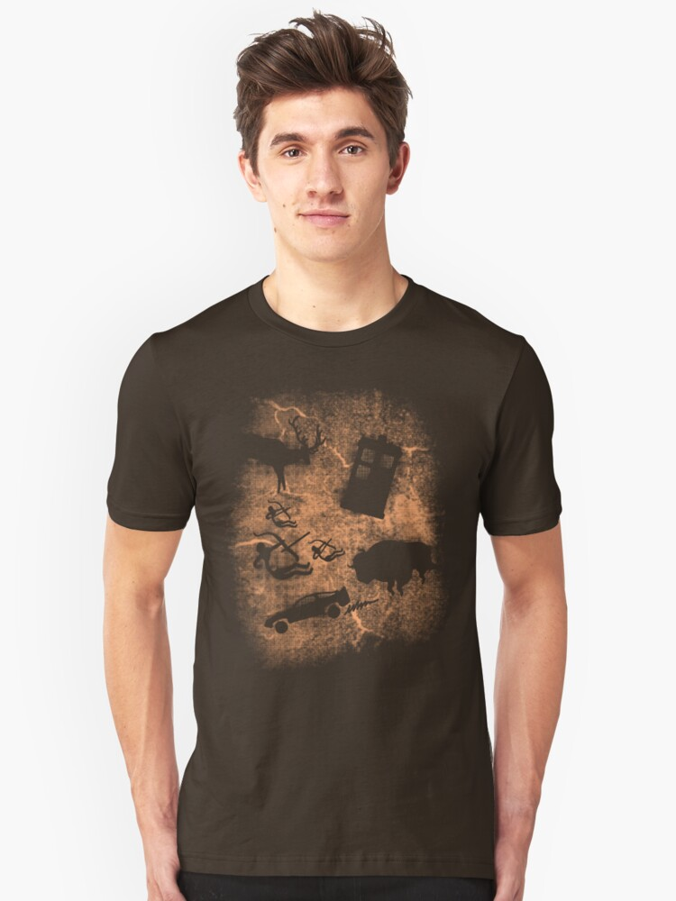 CAVE OF TIME Unisex T-Shirt Front