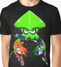 Splatoon Trio Graphic T-Shirt