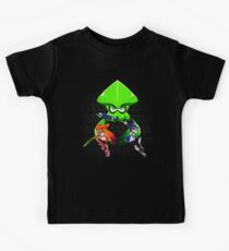Splatoon Trio Kids Tee