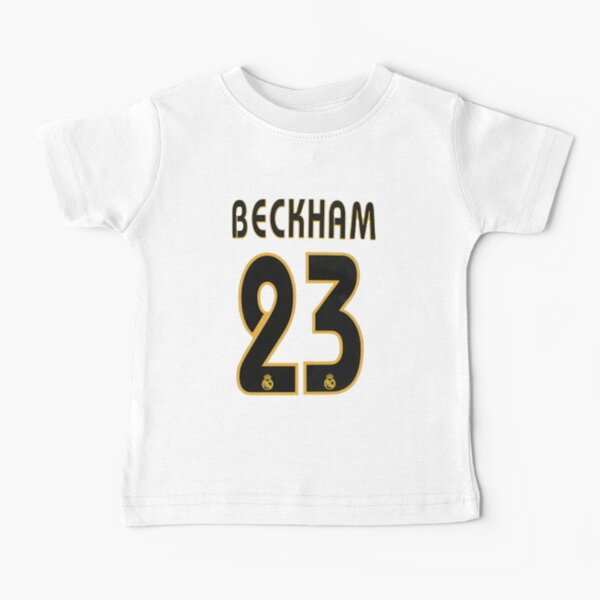 David Beckham Baby T-Shirt