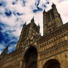 St Mary's Cathedral, Lincoln, UK by strangelight