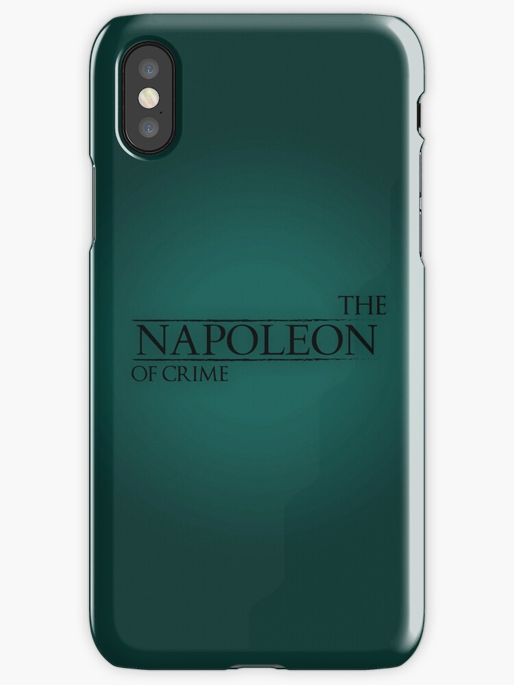 The Napoleon of Iphones by KitsuneDesigns