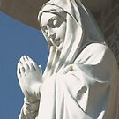 Our Lady of The Immaculate Conception by Bernadette Claffey