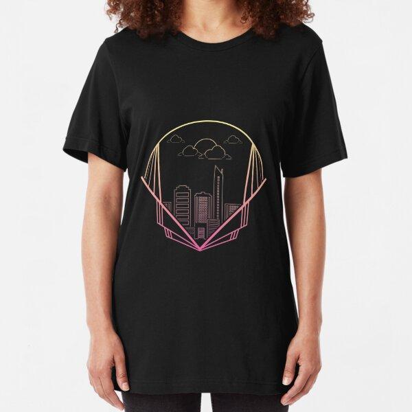 Stadt Slim Fit T-Shirt