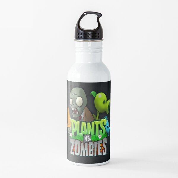 Plantas contra Zombies Botella de agua