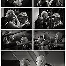 Fighter & Trainer by Matt Bottos