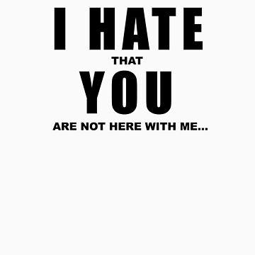 I HATE YOU by jorginaanderson