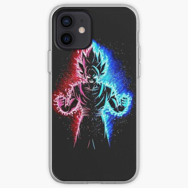 Goku-Energy Funda blanda para iPhone