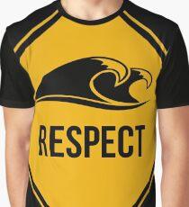 Respect Graphic T-Shirt