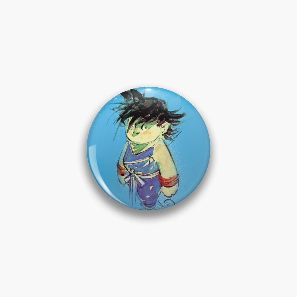 The strongest alien Pin