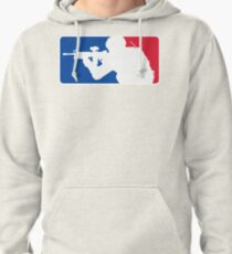 Major League Infantry Pullover Hoodie