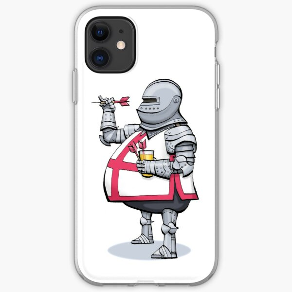 Darts Knight iPhone Soft Case