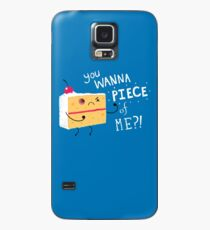 Angry Cake Case/Skin for Samsung Galaxy