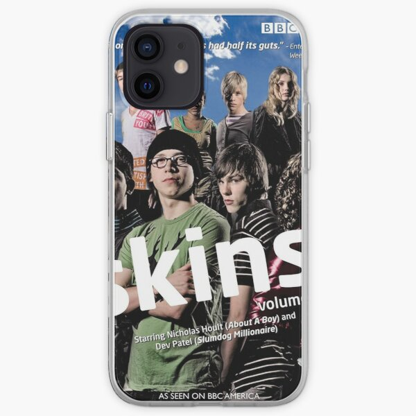 Skins Cast Funda blanda para iPhone