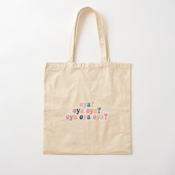 Oya? Oya Oya? Autocollant mignon Kuroo Bokuto Akaashi Tote bag classique