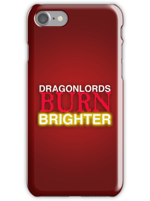 Dragon Lord Iphone 1 by KitsuneDesigns