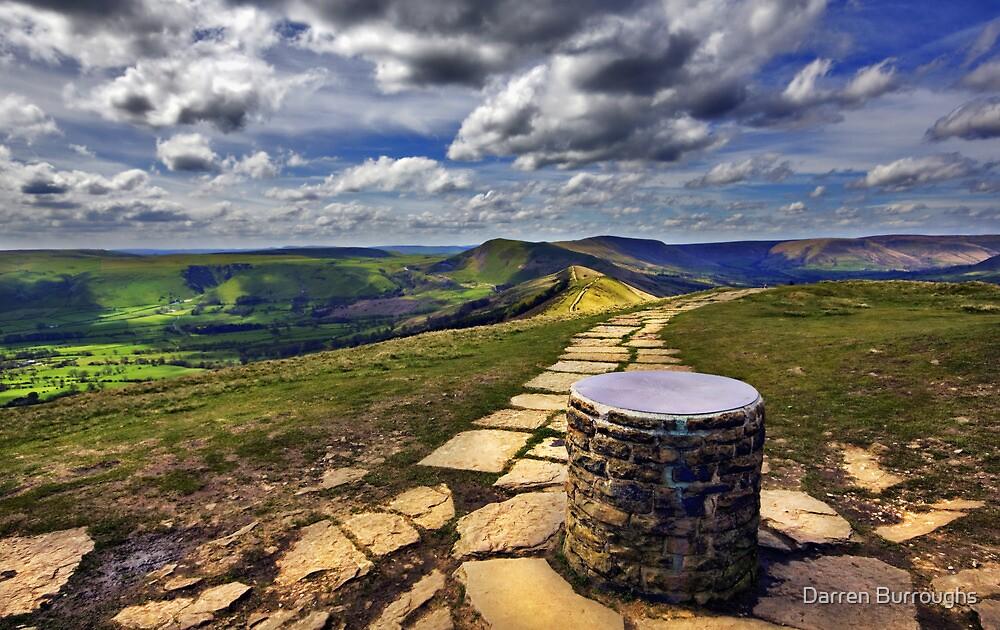 Losehill Derbyshire by Darren Burroughs