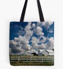 Medina county farm in Ohio Tote Bag