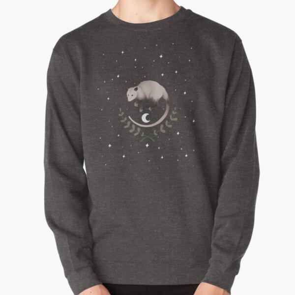 Possum in the Stars Pullover Sweatshirt