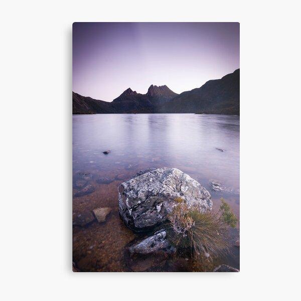 Cradle at Dusk - Cradle Mountain, Tasmania Metal Print